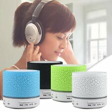 Mini A9 Bluetooth Wireless Speaker TF Portable For Cell Phone Laptop PC#HCJV