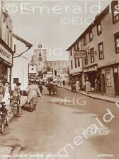 Norfolk Diss Looking North Mere Street Old Photo Print - Size Select - England