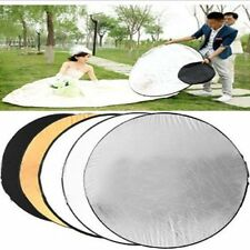 5-in-1 Light Mulit Collapsible disc for photography Panel Reflector diffuser BXD