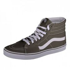 Vans Sk8-Hi (Canvas) Grape leaf Trainers Shoes Hightops khaki Boat VN-0 XH4DX3