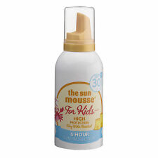 the sun mousse SPF 30 for Kids - 6 hour protection 150ml
