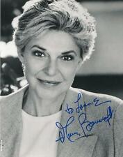 Anne Bancroft- Signed 8X10 Photograph