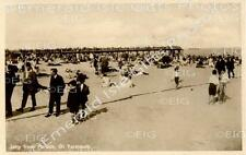 Norfolk Great Yarmouth Jetty from Parade Old Photo Print - Size Selectable