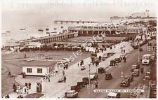 Norfolk Great Yarmouth Marine Parade late 1950's Old Photo Print - Size Select