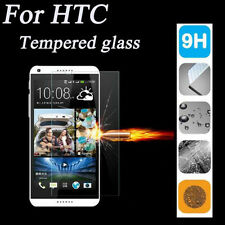 100% Genuine Gorilla Tempered Glass Film Screen Protector For htc Model