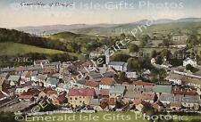 Donegal General View of Donegal Town colour Old Irish Photo - Size Selectable