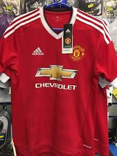 Manchester United Official 2015/16 Adult Home Shirt - Various Sizes