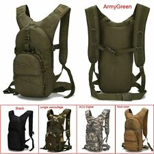 Portable Women Outdoor Waterproof Military Tactical Backpack Cycling Bag New