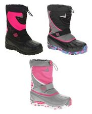 OZARK TRAIL - Girl's Temp Rated Winter Boots Snow Boots Shoes - Multiple Colors