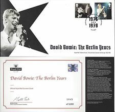 GB 2017 FDC BOWIE SHEET SONGBIRDS RACEHORSE LEGENDS UNADDRESSED WINDSOR ANCIENT