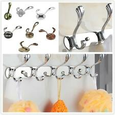 Wall Hooks Coat Hat Clothes Robe Holder Rack Hook Wall Hanger Stainless Steel