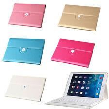 New Built-in Battery Wireless Bluetooth Keyboard+PU Leather Stand Case CoverGYTH