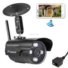 720P Wireless Wifi Security IP Camera Outdoor With Night Version FV88