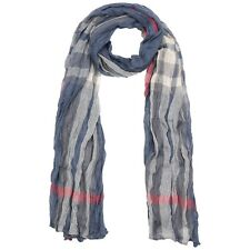 PASSIGATTI Mens Checked Scarf Scarves Mens Scarf Viscose Scarf Winter Summer