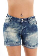 Apple Bottom Walkshort Summer trousers Jeans blau Bohemian Fusion Pockets