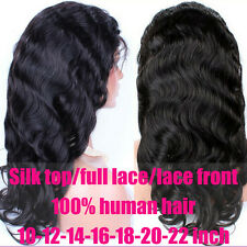Hot selling glueless full lace wig with baby hair 100% brazilian human hair wig