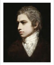 JOHN OPIE Portrait Of Samuel Taylor Coleridge ON CANVAS various SIZES, BRAND NEW