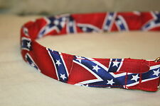 Flags Adjustable Dog Collars & Martingales & Leashes & Cat Collars