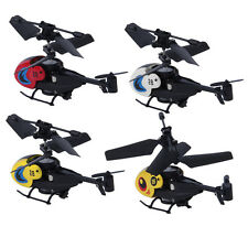 Super Mini 2.5CH Channel Micro Remote Control RC Helicopter Kids Toy Gift CN
