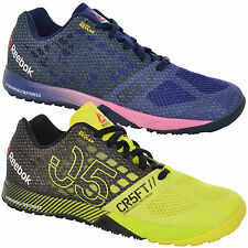 Reebok Crossfit Nano 5.0 Womens Running Fitness Training Shoes Trainers