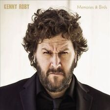 Memories & Birds by Kenny Roby (CD, 2013, MRI) CD & PAPER SLEEVE ONLY