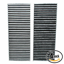 4x Cabin Air Filter for 2005-2016 Nissan Frontier, 2012-2016 Nissan NV1500