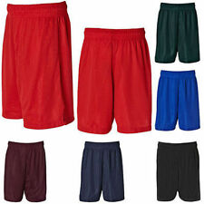 Kids Basketball Shorts Children Team School Sports Uniform REDUCED SIZE 10