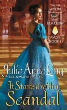 Pennyroyal Green: It Started with a Scandal Julie Anne Long historical romance