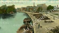 Tipperary Clonmel River Suir and Quays Old Irish Photo Print - Size Selectable
