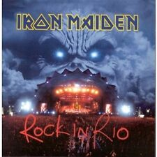 IRON MAIDEN - ROCK IN RIO NEW CD