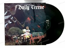 Daily Terror - Apocalypse GER LP 1992 + Innerbag + Booklet Punk //1