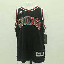 Chicago Bulls Official NBA Adidas Kids Youth Size Swingman Jersey New with Tags