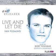 Live and Let Die by Ian Fleming (CD-Audio, 2012)