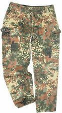 Original BW Field trousers Cargo trousers Flecktarn Pants all Sizes Used