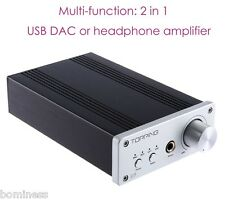 TOPPING D3 2 in 1 Mini Portable Multi-function HiFi USB DAC Headphone Amplifier