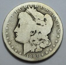 1891- O  Morgan Dollar VERY NICE  Silver Coin , Better Date  NO RESERVE !!!