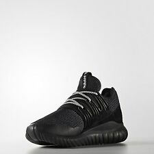Adidas S76719 Men Tubular Radial Running shoes black white sneakers
