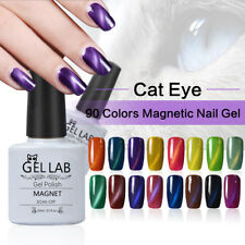 GEL LAB 10ml Pick 1 Fr 90 Colors Gel Polish Cats Eye Magnetic GEL Need Magnet
