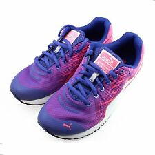 Puma clematis blue-fluo pink-wh Running Shoes 357909-02-UK5 357909 02