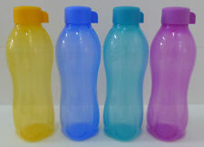 Tupperware H20 Eco Easy Water Drink Bottle 750ml + Free Shipping