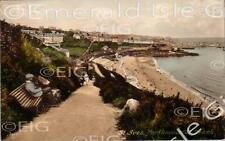 Cornwall St. Ives Porthminster Beach Old Photo Print - Size Selectable - England