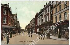 Bedfordshire Bedford High Street Old Photo Print - Size Selectable - England