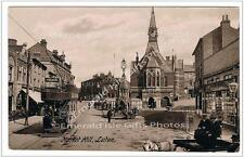 Bedfordshire Luton Market Hill Old Photo Print - Size Selectable - England, UK