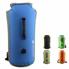 60L Waterproof Dry Storage Bag Backpack Swim Canoe Kayak Floating Pouch Sack