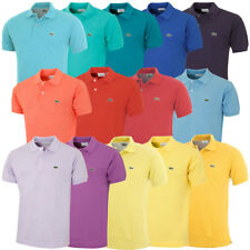 Lacoste Mens Classic Cotton L1212 Short Sleeve Polo Shirt 27% OFF RRP