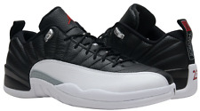 Nike AIR JORDAN 12 XII Low Retro Playoffs NEW DS Men Size, In Hand, Ships Now!