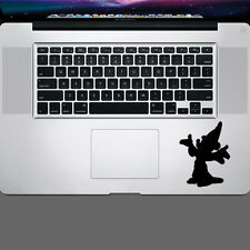 Mickey shadow Vinyl for Macbook Trackpad laptop Smartphone iPhone Decal Sticker
