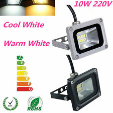 AC 200V-240V 10W Cool/Warm White SMD LED Flood light Outdoor Lamp FloodLight