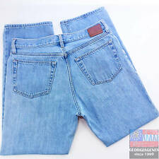 GAP Mens Jeans 35x31 Light Wash Easy Fit Relaxed 1969 Blue Denim 100% Cotton