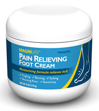 MagniLife Pain Relieving Foot Cream, 4.0 OZ